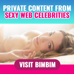 Bimbim - Private content from sexy web celebrities